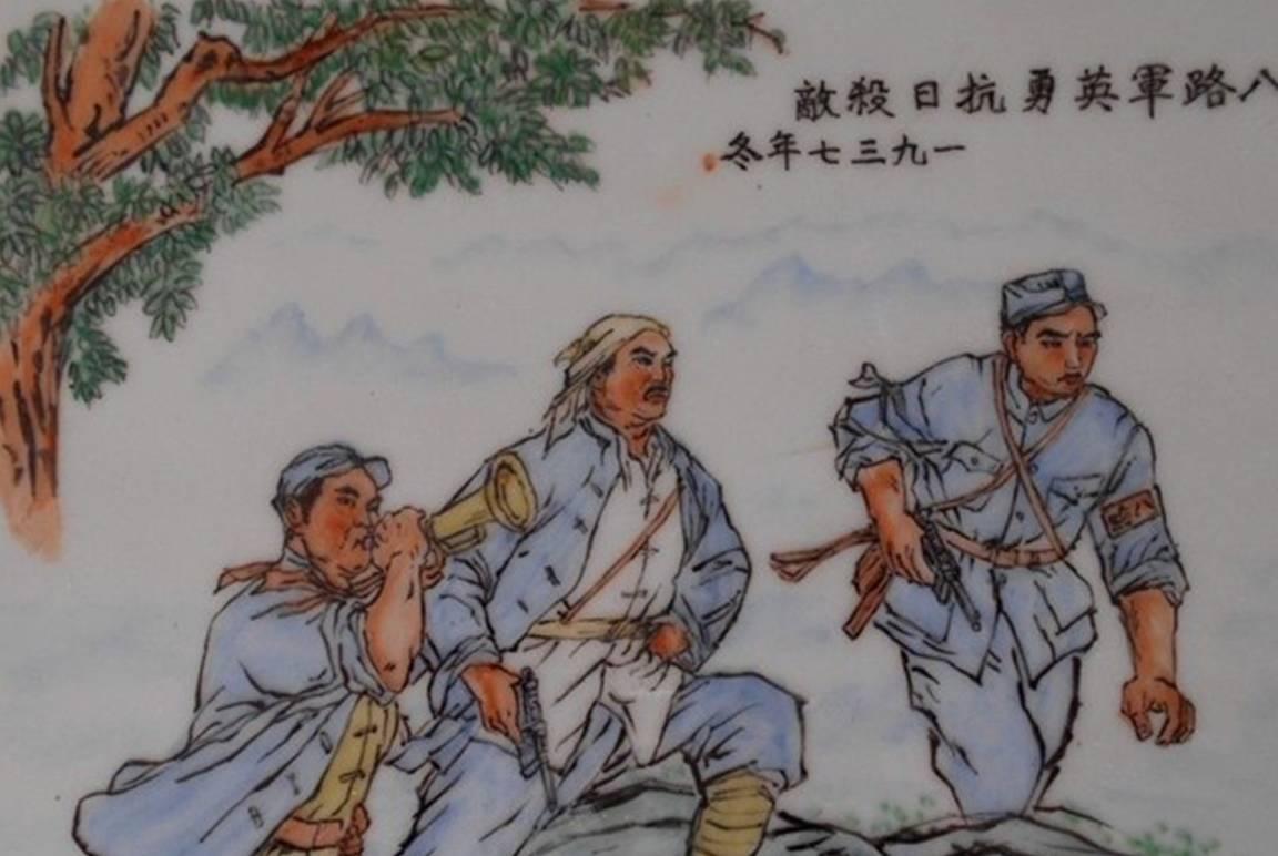 将军吃东西时瞥见一只鸟 立即放下筷子下