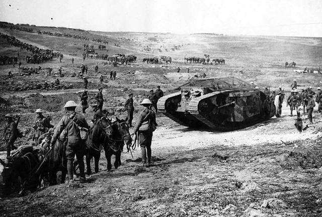 一战爆发前的德国:同盟与敌人