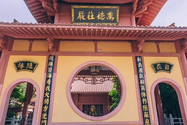 不出国门就可以感受童话世界,广东再无自然环境这么好的小镇!
