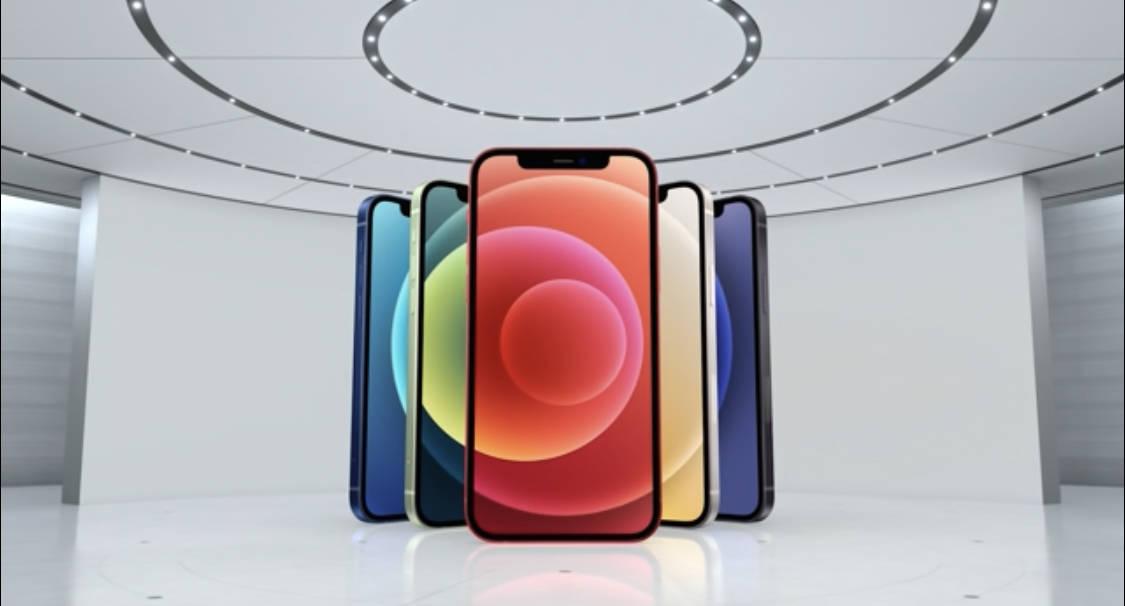 恒达官网苹果iPhone 12发布会:四款机型齐发,终于加入5G,设计致敬乔布斯?