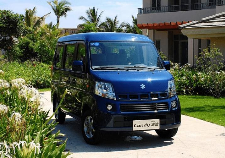 原厂K-Car微面代经典,搭载爱信4AT和四轮驱动系统
