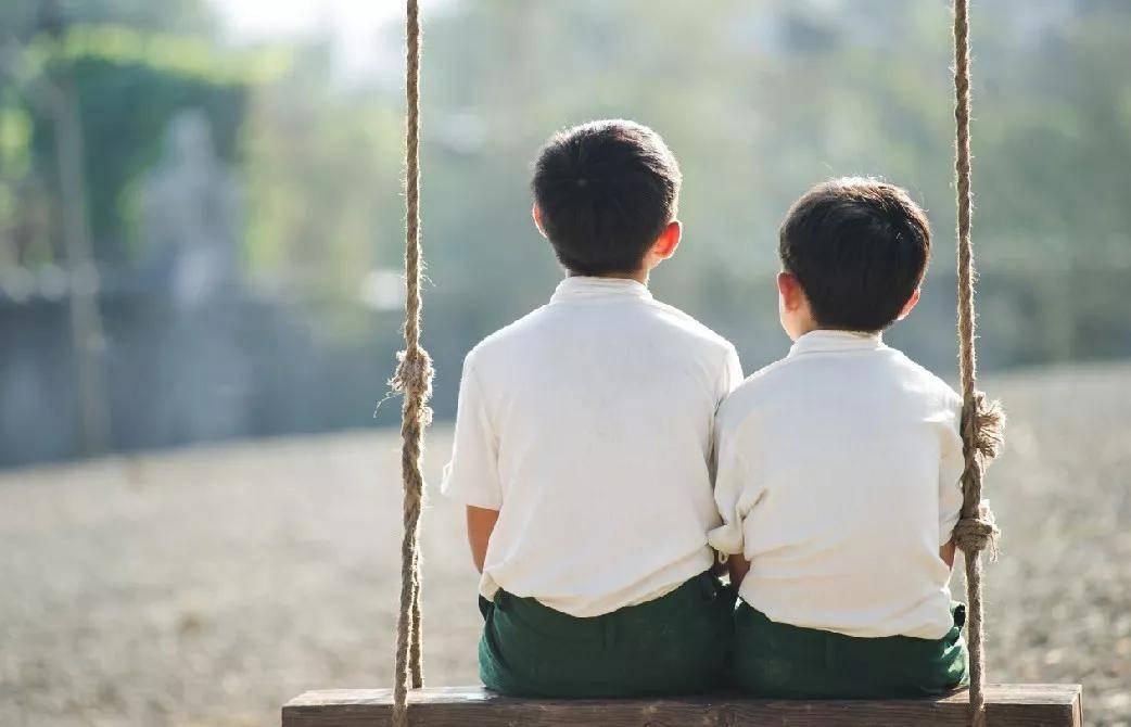 今天 你给孩子宽松的教育 明天 社会可能