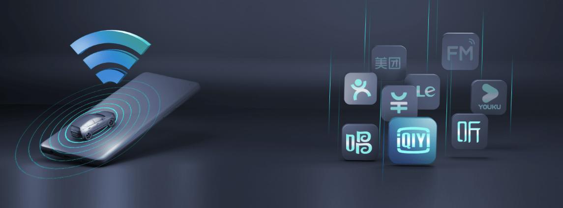 原创             助力宝马车内数字化:百度CarLife+实力凸显,华为HiCar难言超越