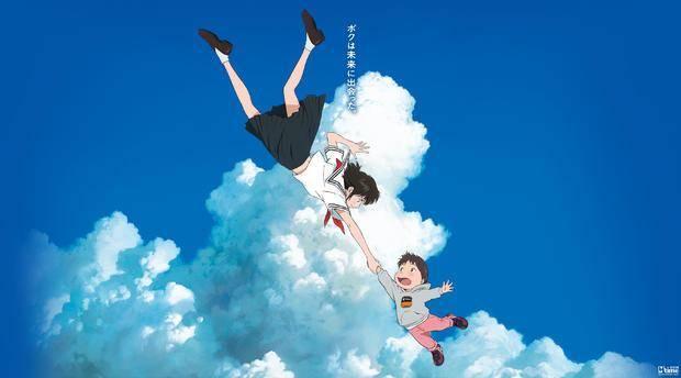 细田守动画电影《未来的未来》国内定档 穿越时空的哥哥的成长冒险
