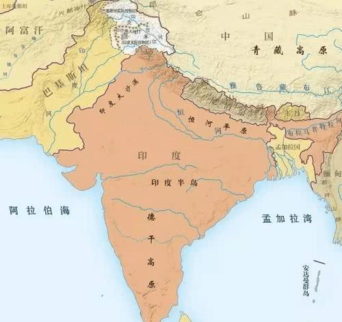 印度地盘和人口_印度近半人口露天排便