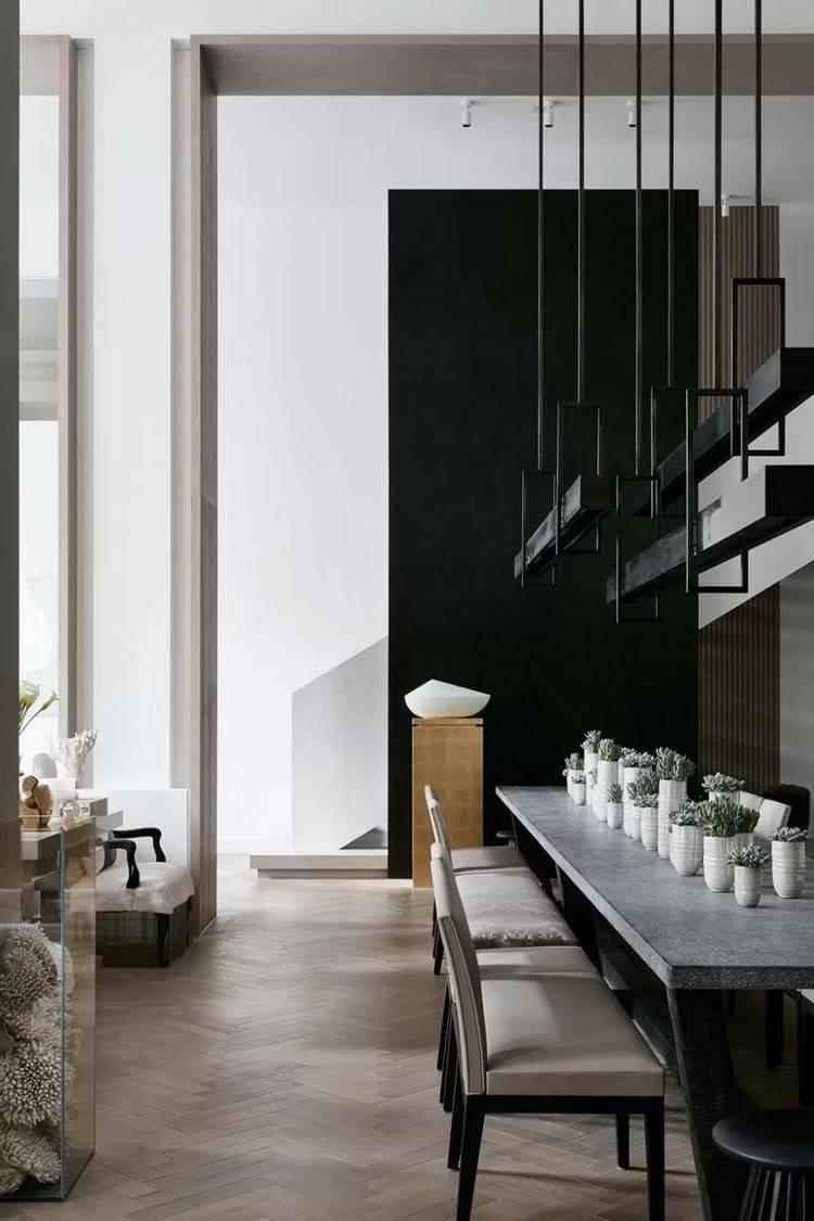 英国家装女王Kelly Hoppen的800m²豪宅,优雅白的高级感!