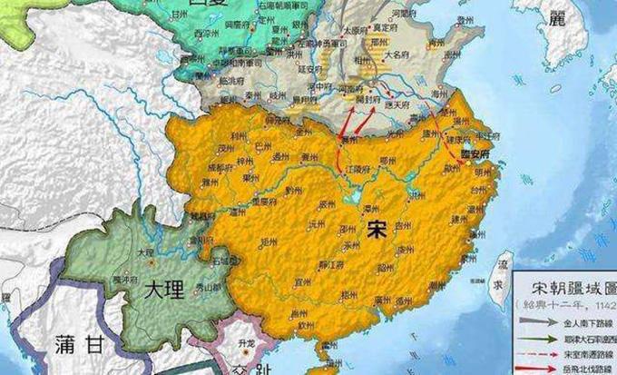 金人灭掉北宋后,为何不顺势南下,而要扶持一个傀儡政权?