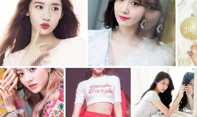 2020最美K-POP女偶像,IU、秀智20强不入?