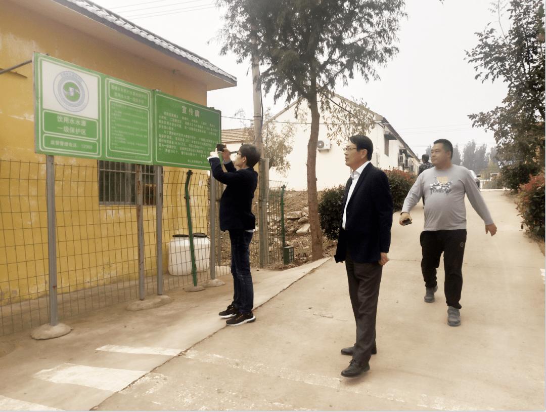 环保+扶贫,济宁市生态环境局深入基层助力小康