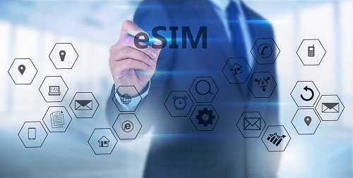 两大运营商eSIM业务获批,广阔应用前景加快发展