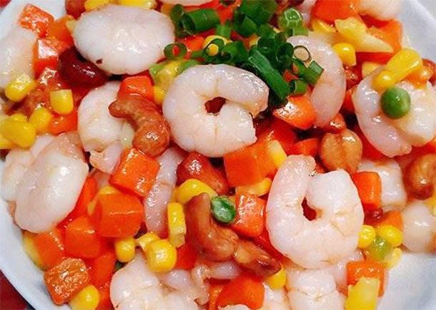 天冷干燥,孩子吃的可口菜,色泽艳丽,鲜香营养,孩子越吃越想吃