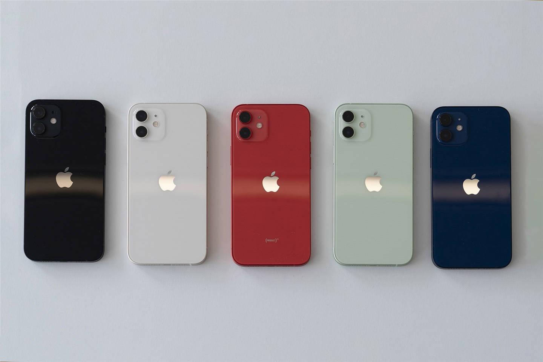 iPhone12绿色好看 iPhone12开售排队哪个颜色好看卖得最好?