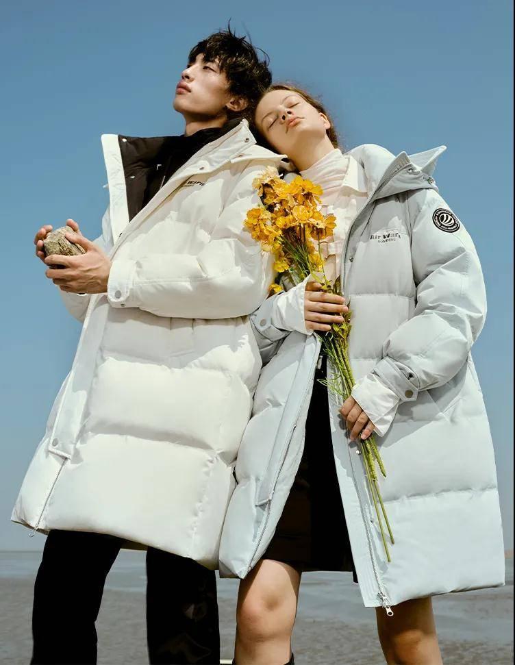 为冬季保暖与时尚同在波司登时刻准备着