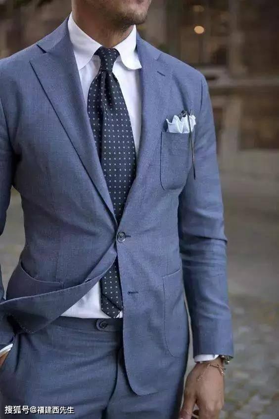 福州金山Mr.C西先生西装定制——为什么要努力穿好一套西装?