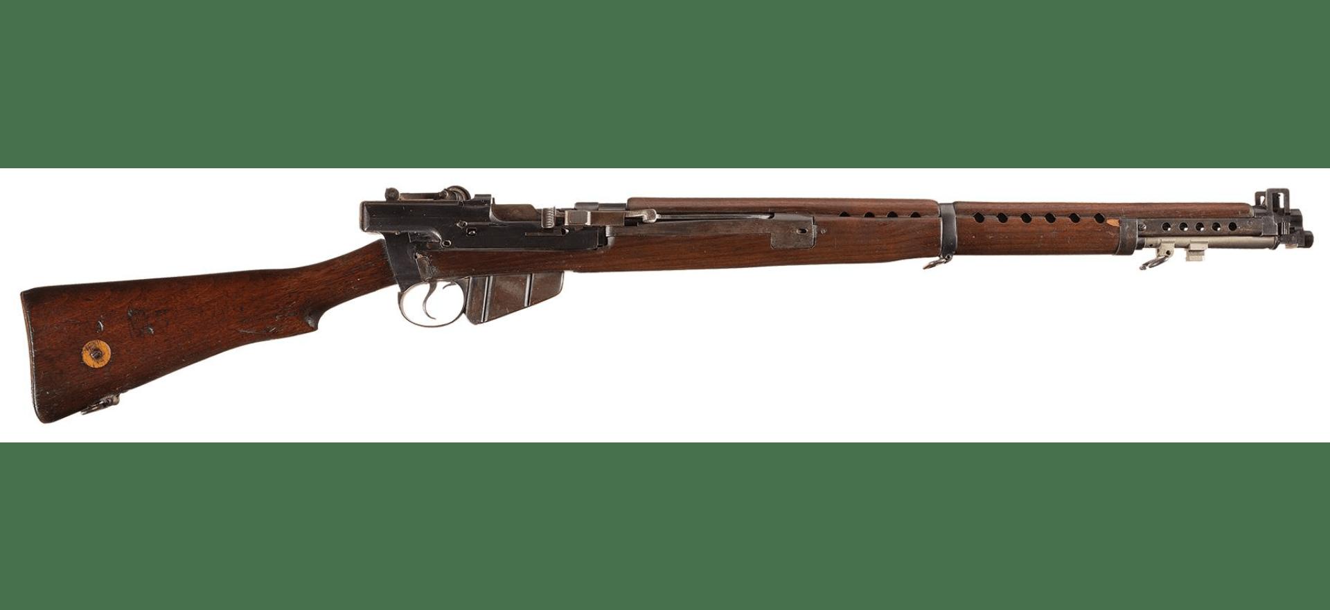 被玩坏的恩菲尔德,战地五特纳半自动步枪又是老李改的?