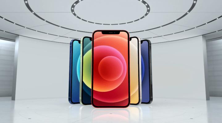 iPhone12系列手机均支持5G_iPhone12五种颜色 网络快讯 第9张