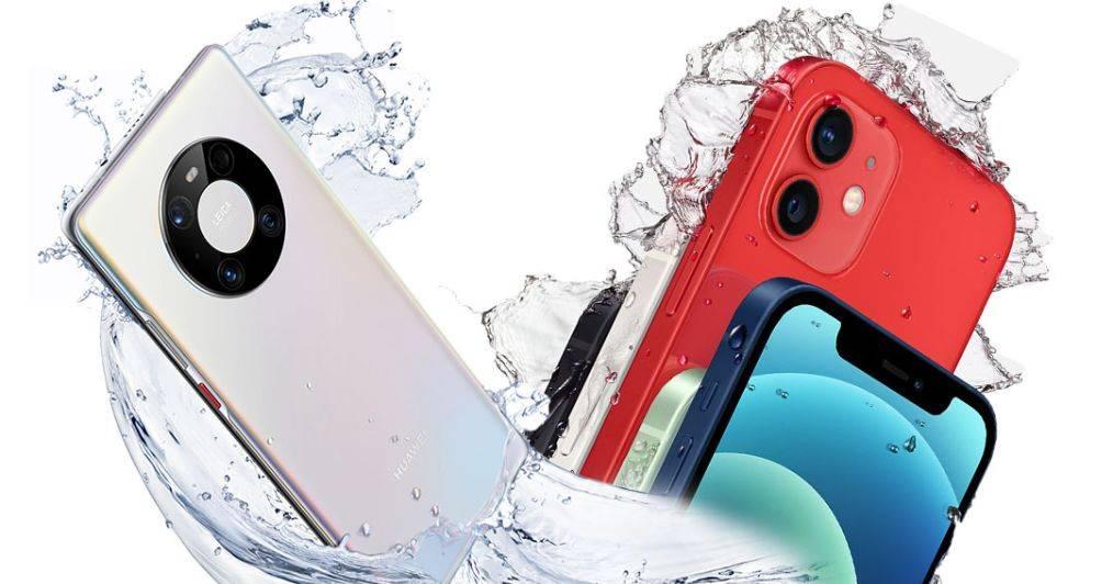 华为Mate40和苹果iPhone 12,哪个更值得入手?