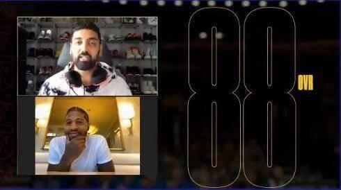 2K能力值僅88…歐尼爾:快艇要用喬治換兩名可靠的人,我需要Kawhi來做球隊老大!-黑特籃球-NBA新聞影音圖片分享社區