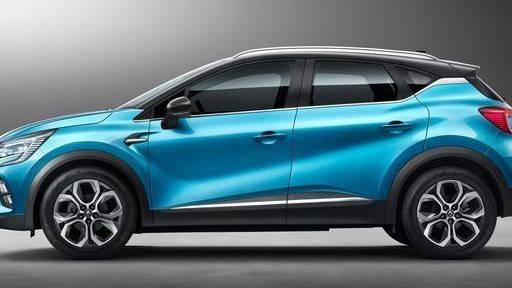 原装雷诺Corebin提供11种车身颜色,汽车配备8色大气灯