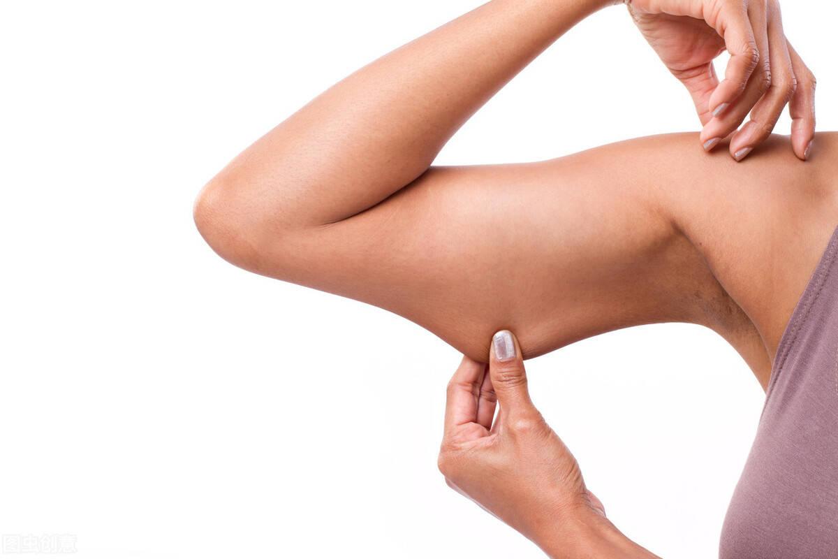 减蝴蝶臂最快的3个方法,坚持下来,让你拥有纤纤玉臂!