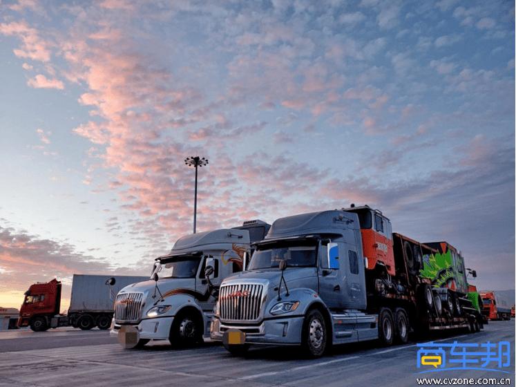 3200公里:江淮格尔法V7长头卡车驾驶体验