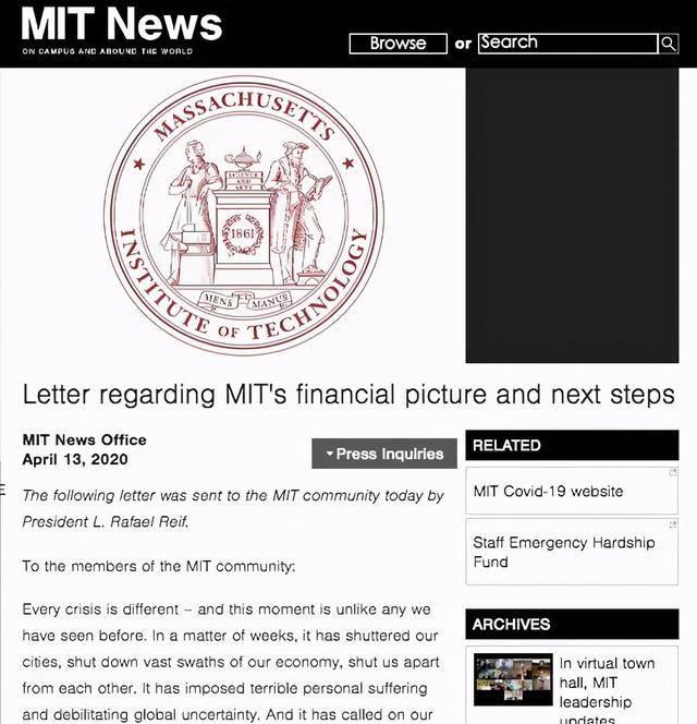 疫情冲击美多所高校陷入财政危机!特朗普:哈佛还钱