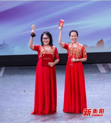 新时代文明实践:珠晖区雁歌合唱团斩获全国文艺展演第一名