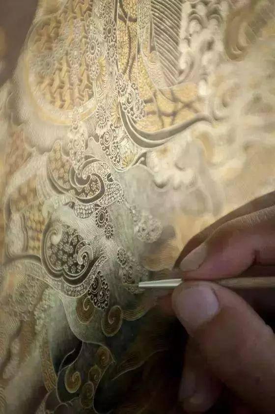 西方艺术大师们的油画作品细节,望尘莫及
