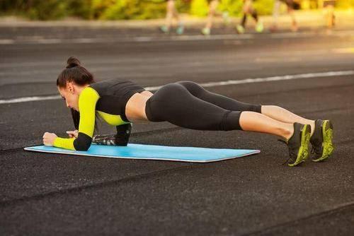 倩狐教您瘦腹、瘦腿又能提臀的运动