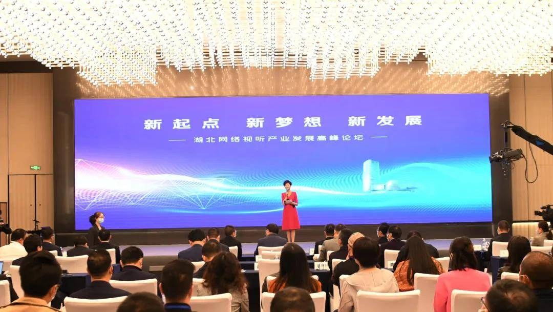 3Glasses参加网络视听产业发展高峰论坛|5G超速,VR随行