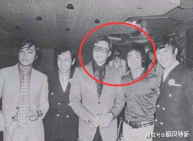 谢贤李小龙年轻时候照片