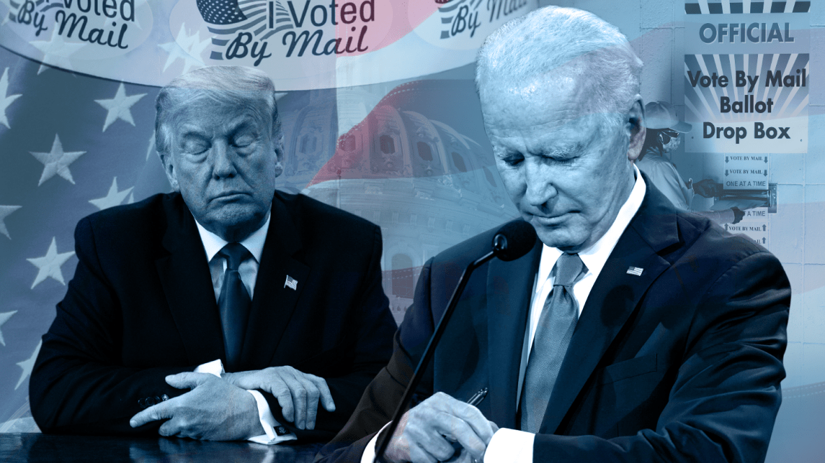 恒达首页美国大选开票夜观战指南:大选结果何时有?摇摆州选情怎么看?(图1)