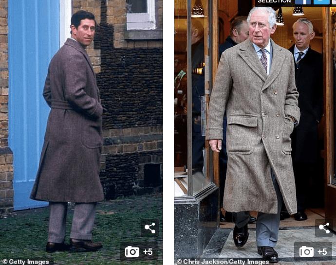 真正的王子怎样穿衣服?查尔斯王子登《时尚》杂志自揭着装秘密