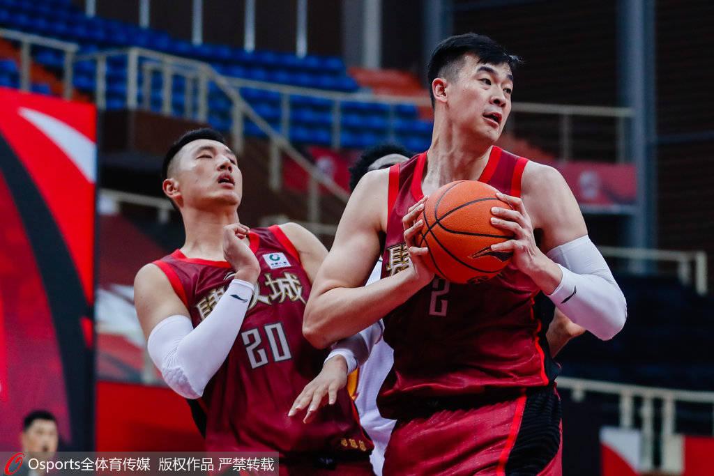 北京队遭遇四连败压力山大 下两场战广厦难度不小
