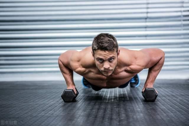 俯卧撑可以练大胸肌吗?这几个变式动作,帮你强壮胸肌