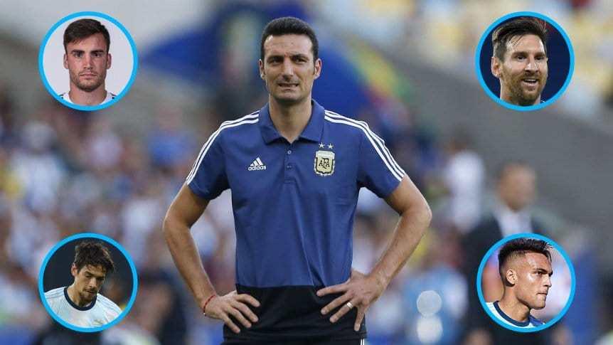 阿根廷前瞻:梅西带伤出战 劳塔罗领3主力或缺阵