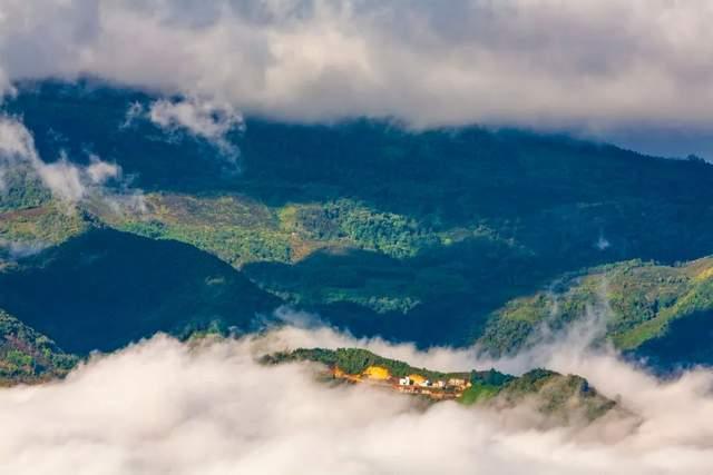 这个神秘的小城,拥有23个少数民族、藏着最原始