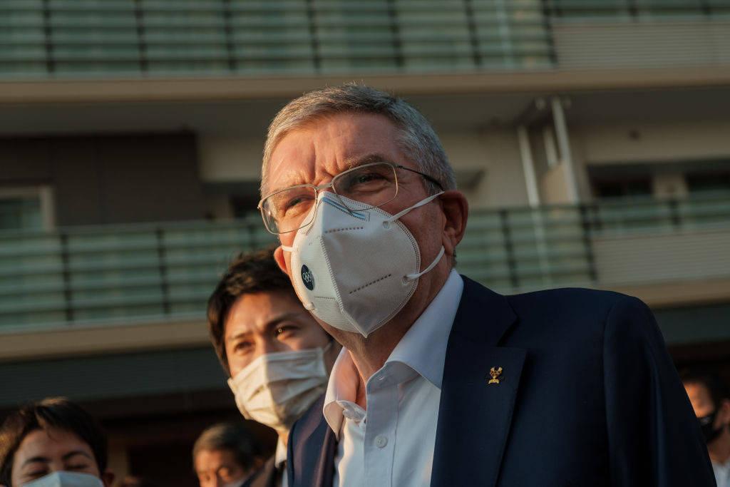 巴赫:参加奥运会前接种疫苗是运动员的自由决定