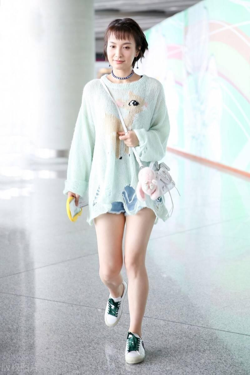 如何像吴昕一样拥有细长双腿?4个方法,让大象腿变大长腿!
