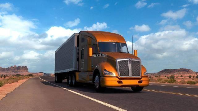 """原创   美国很多卡车是""""长鼻子"""",而咱国内大多是""""小平头"""",为什么?    第2张"""