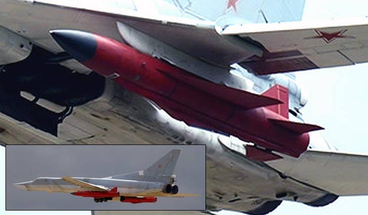 俄真正的王牌,KH-32反舰导弹射程可达1000公里,专打航母舰!