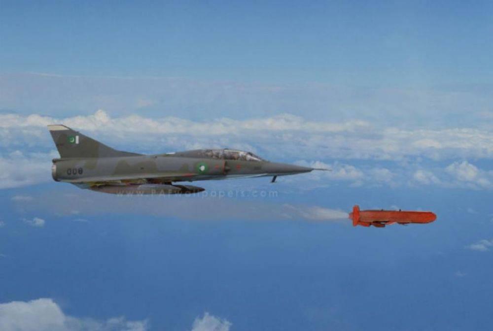 原创   印南亚次大陆的暗战,印巴武器研发,巴基斯坦在巡航导弹方面领先    第7张