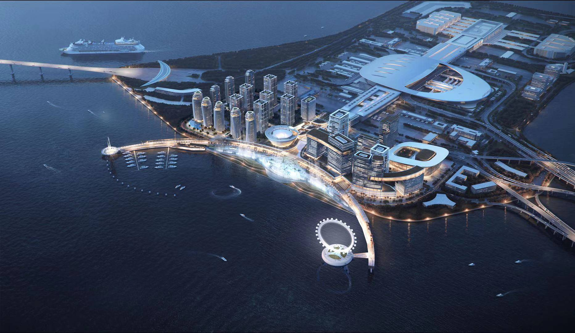康莱德、费尔蒙等五大酒店签约世茂港珠澳口岸城