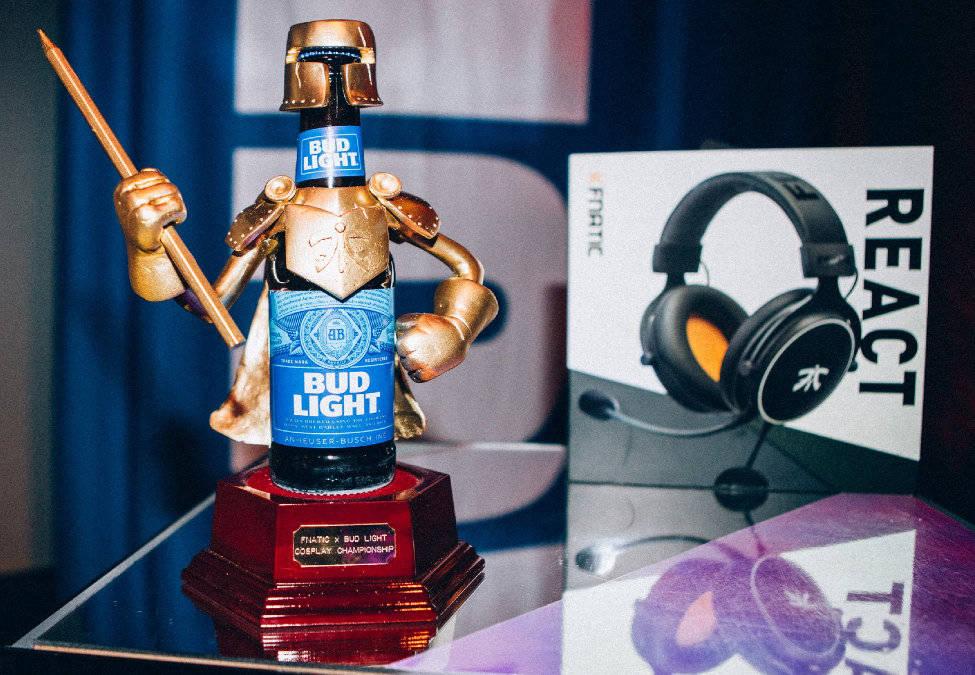 电竞安排Fnatic与Bud Light建立合作关系