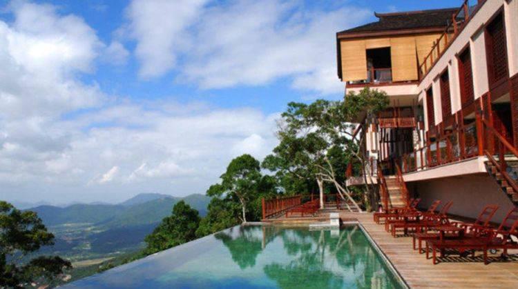 亚洲豪华酒店密度最高的地方,也是国内最受富豪垂青的度假区