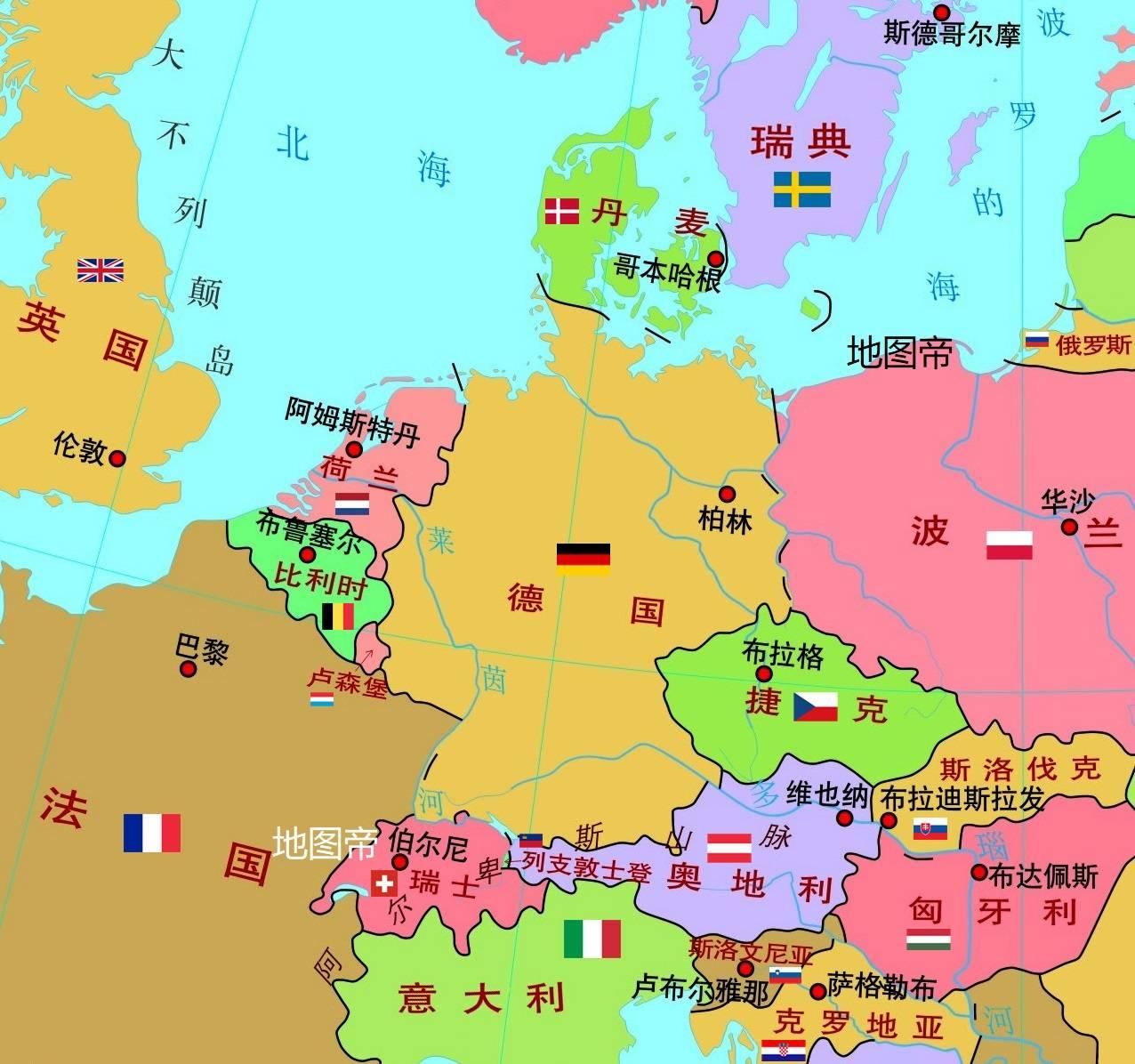 同为战败国,为何德国可以有军队,而日本只有自卫队?