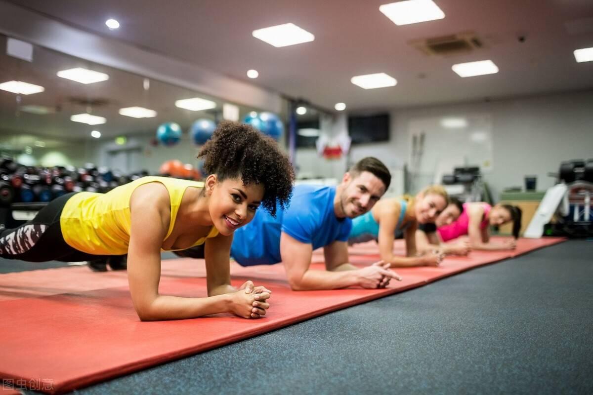 健身怎么科学增肌?坚持几个原则,让肌肉蹭蹭蹭上涨!