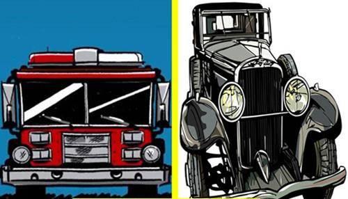 10个冷知识让你知晓 为什么多数消防车的外观都是红色的