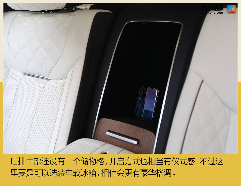 易于驾控的移动行宫难以驾驭的王者气场 试驾红旗E-HS9