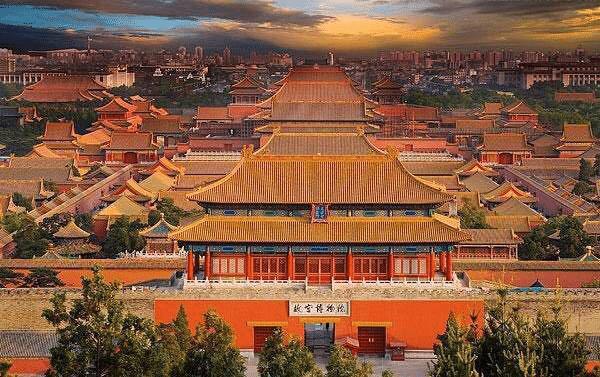 北京故宫,极具历史文化气息,值得参观